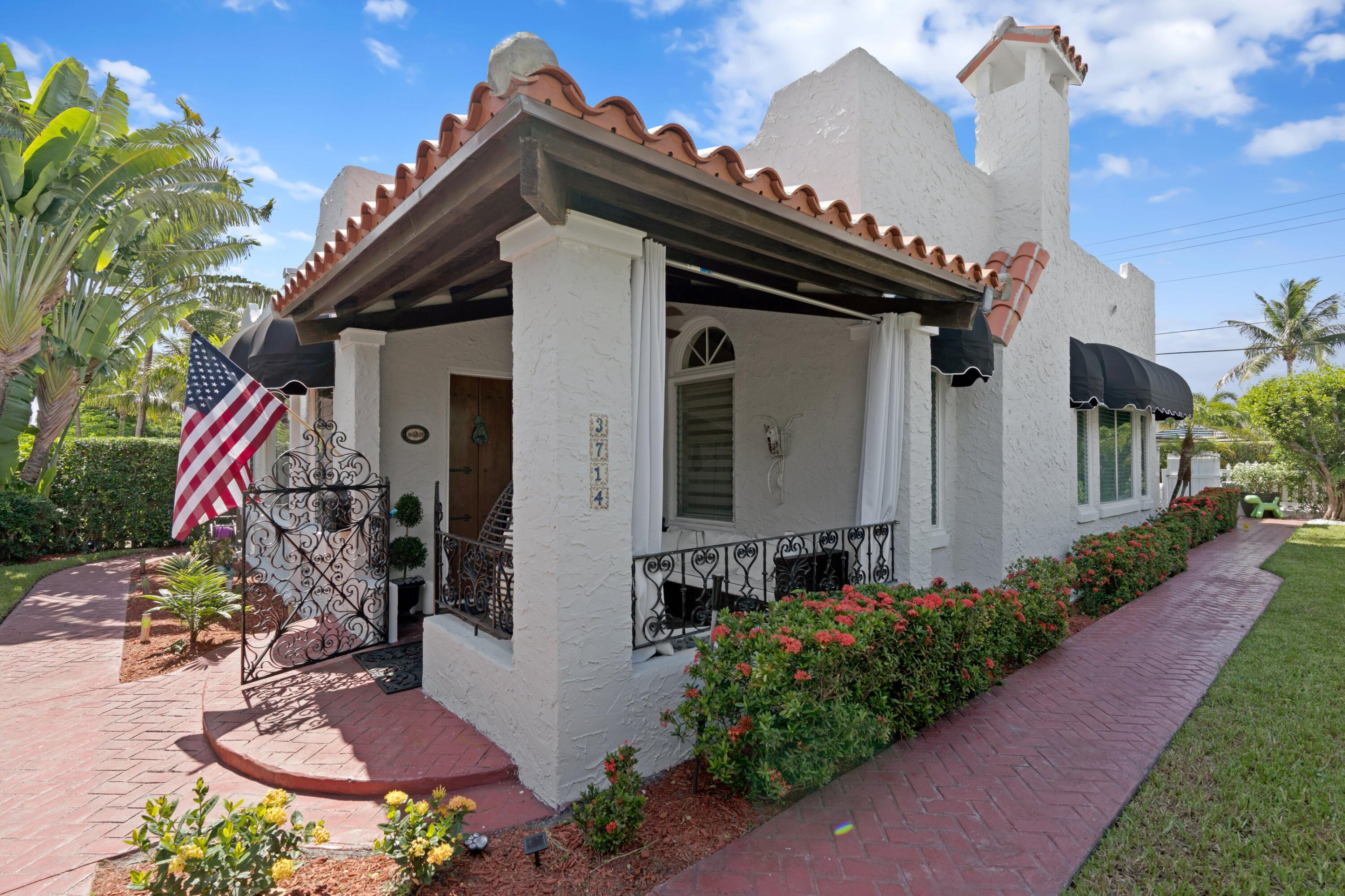 Home for sale in Central Park West Palm Beach Florida