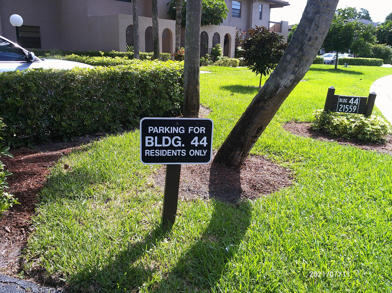 21559  Cypress Hammock Drive 44-C For Sale 10732570, FL