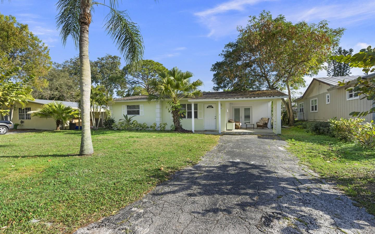 Home for sale in HIBISCUS PARK SECTION 2 & SECTION 3 Stuart Florida