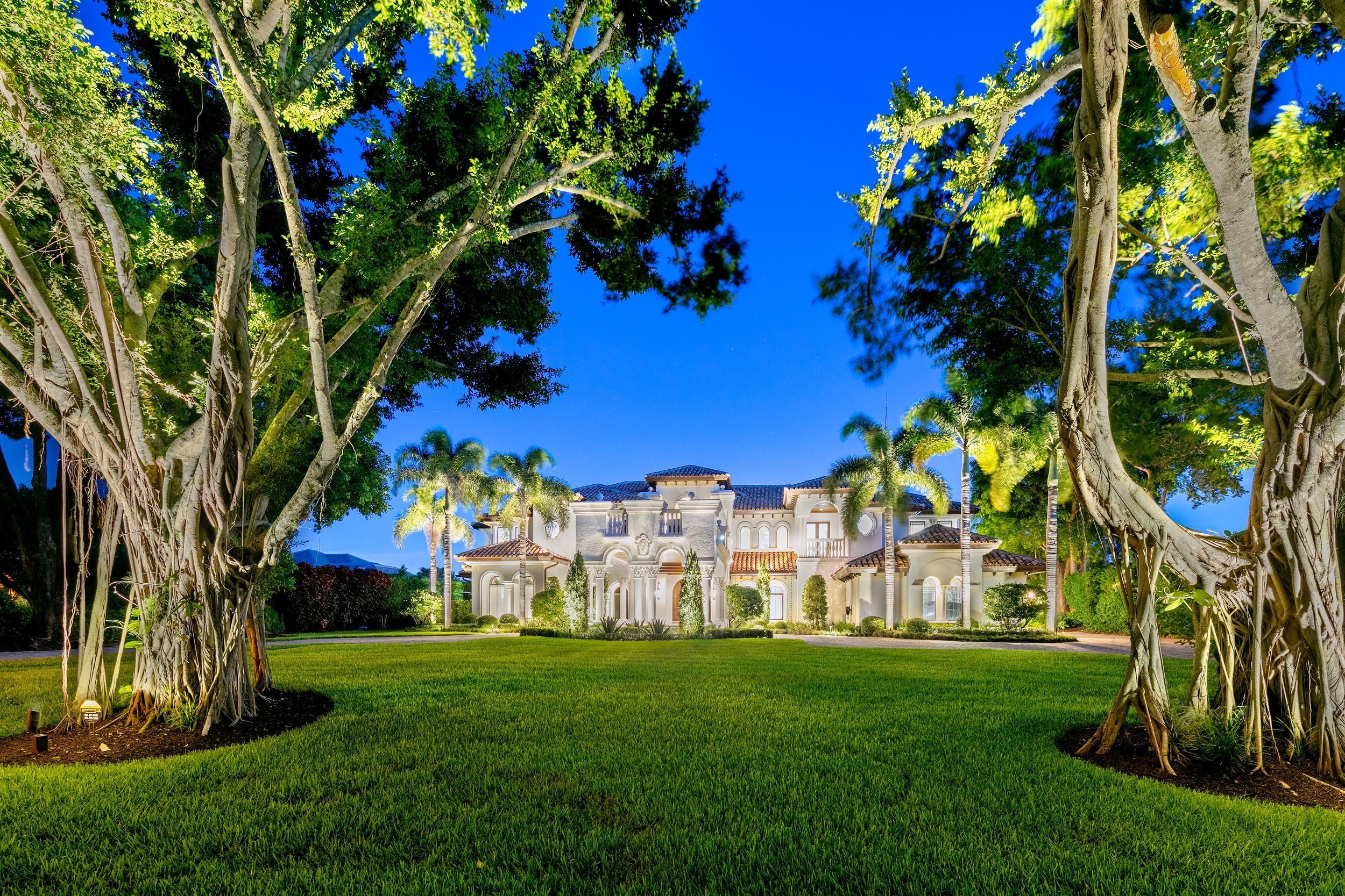 Home for sale in Long Lake Estates Boca Raton Florida