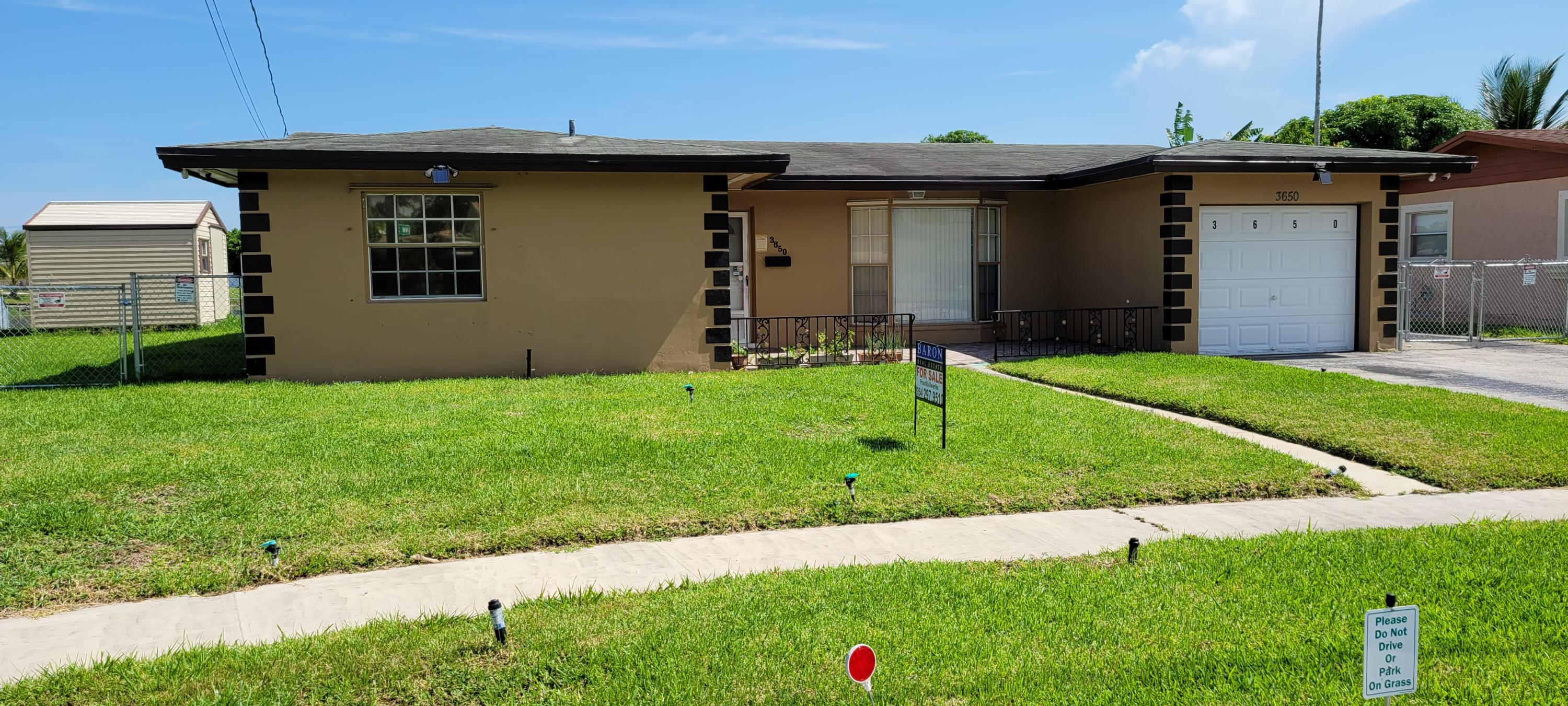 Home for sale in LAUDERDALE LAKES EAST GATE SEC 2REPLAT OF A Lauderdale Lakes Florida