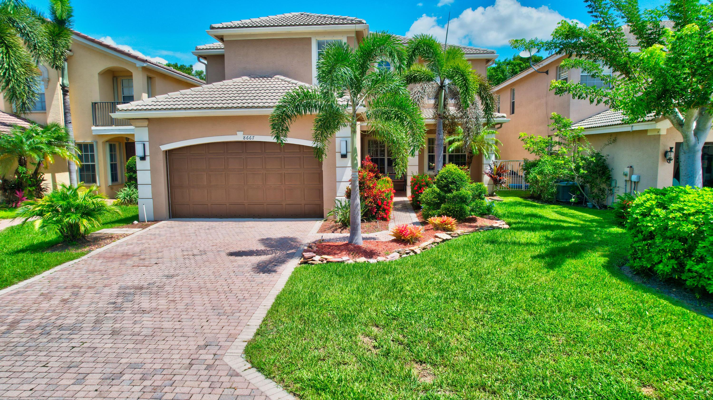 Home for sale in CANYON LAKES 1 Boynton Beach Florida