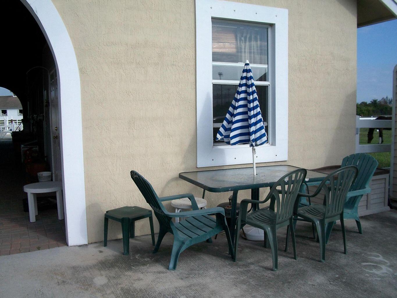 outside patio