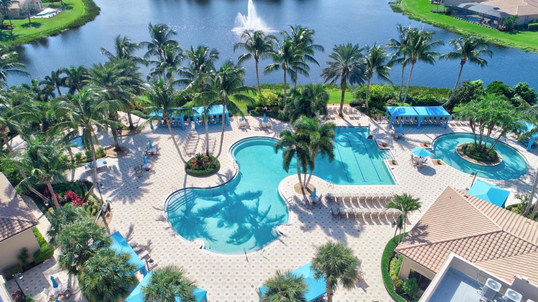 Resort Style Swimming