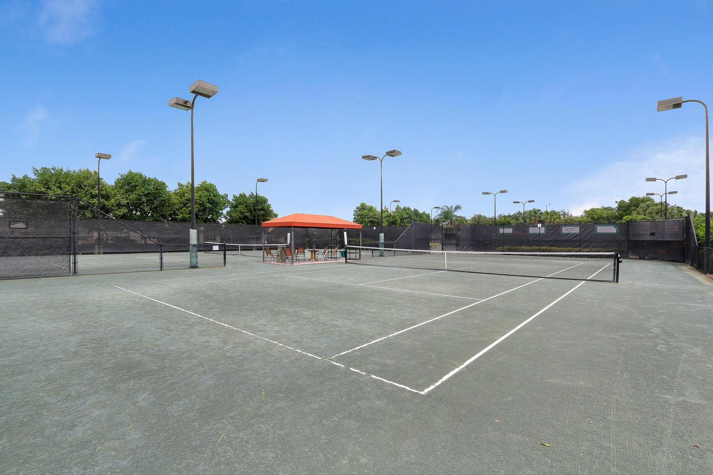 6 Har Tru Lite Tennis Courts