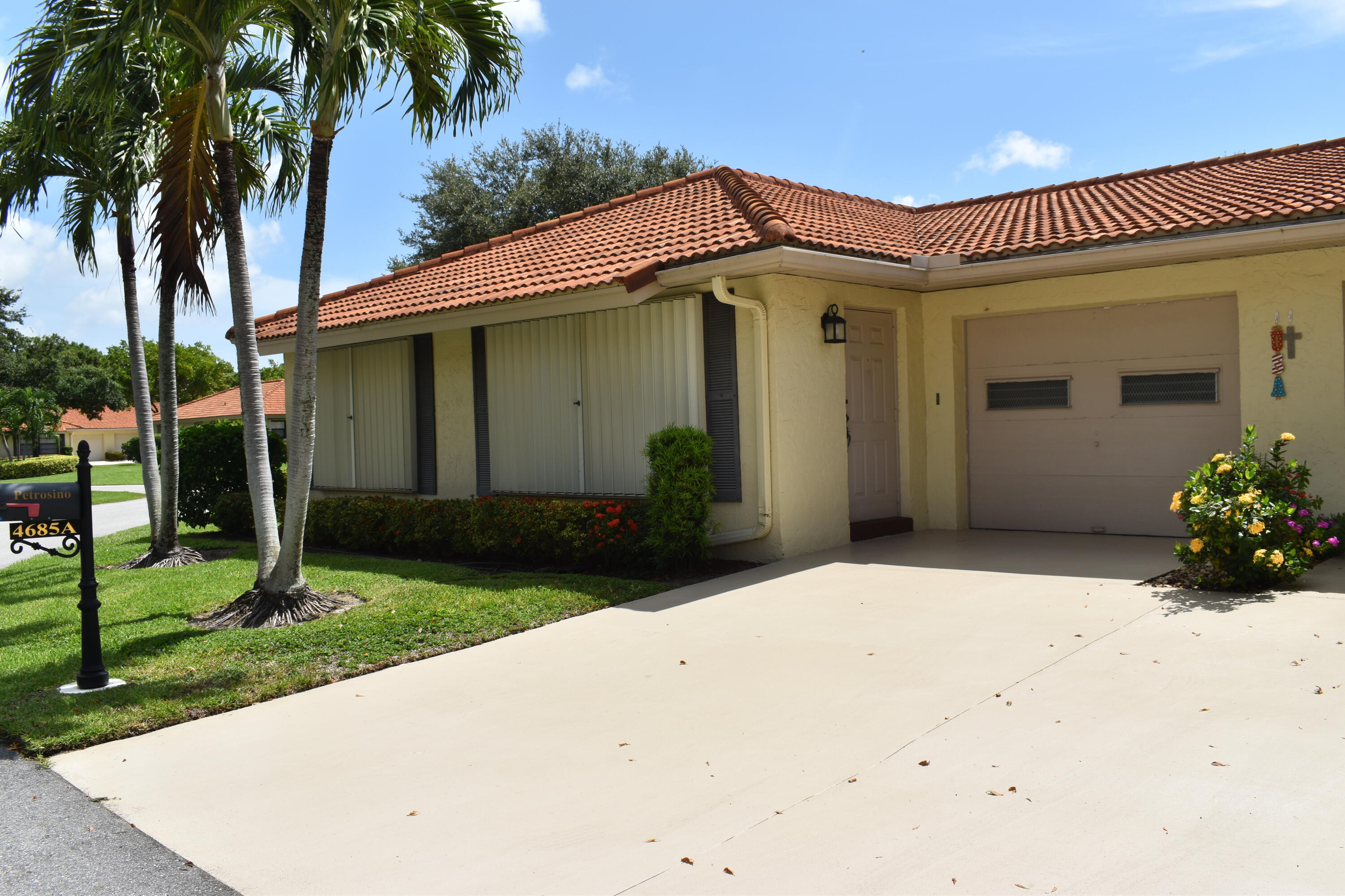 4685  Rosewood Tree Court A For Sale 10733541, FL