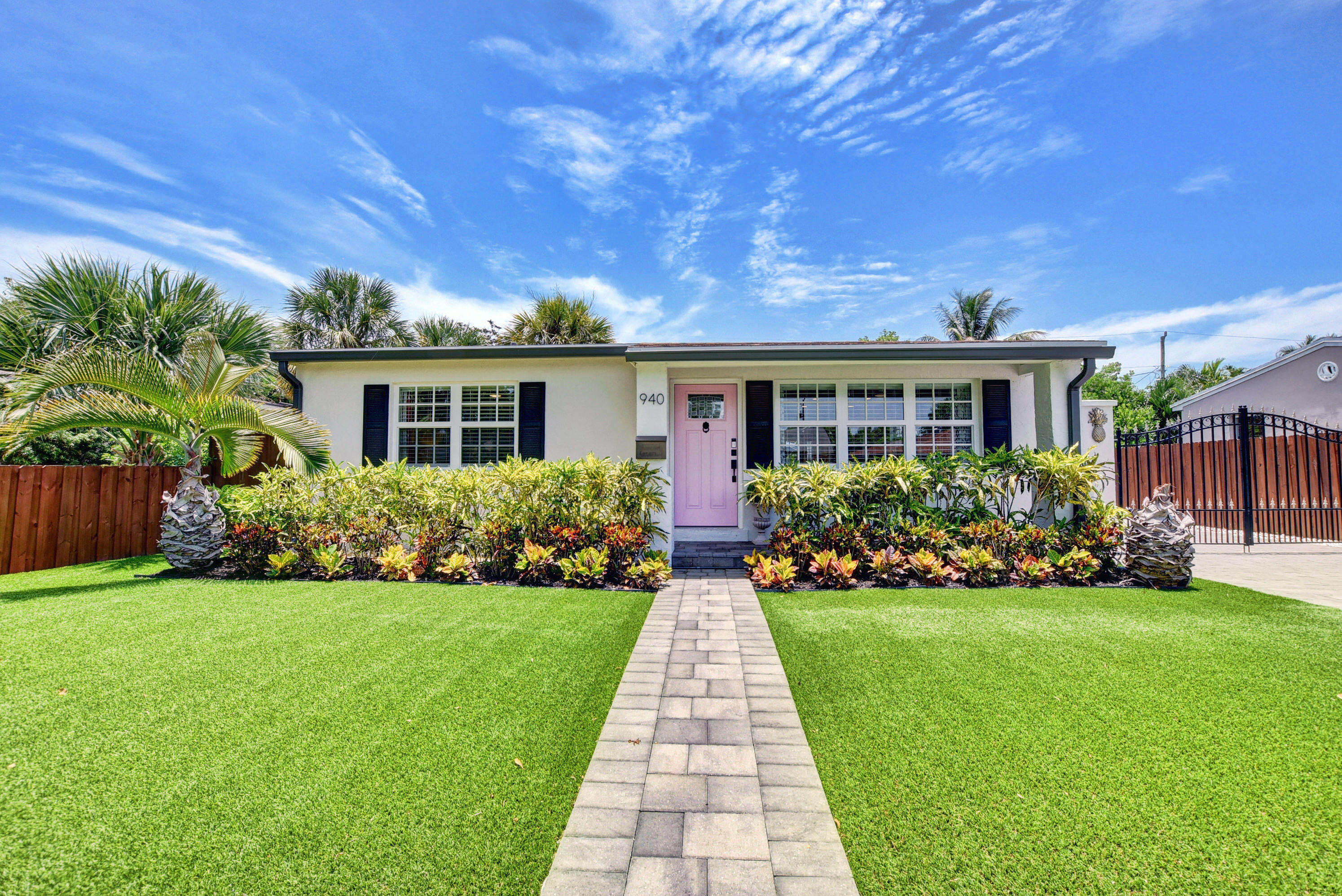Home for sale in Pineapple Park West Palm Beach Florida