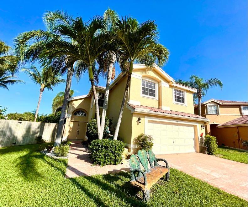 3599 Danbury Court  Boynton Beach FL 33436
