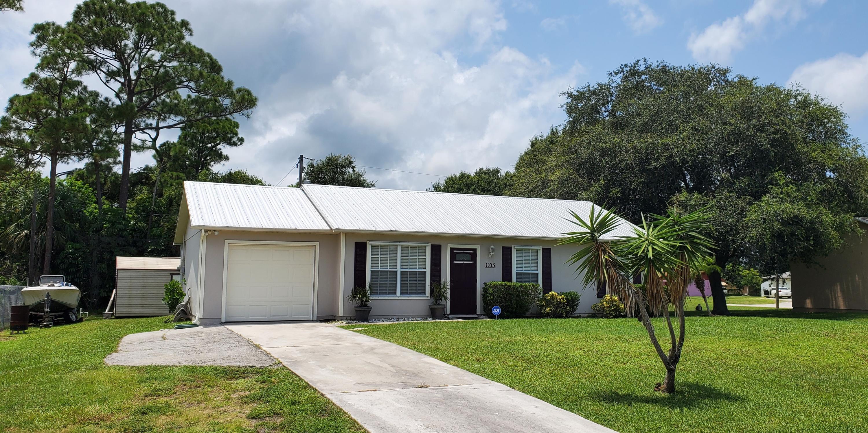 1105 N 37th Street, Fort Pierce, FL 34947