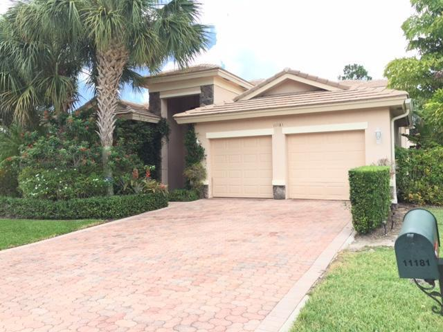 Beautifully updated single family house with pool, SS appliance, granite and tile flooring. Tranquil in gated community.