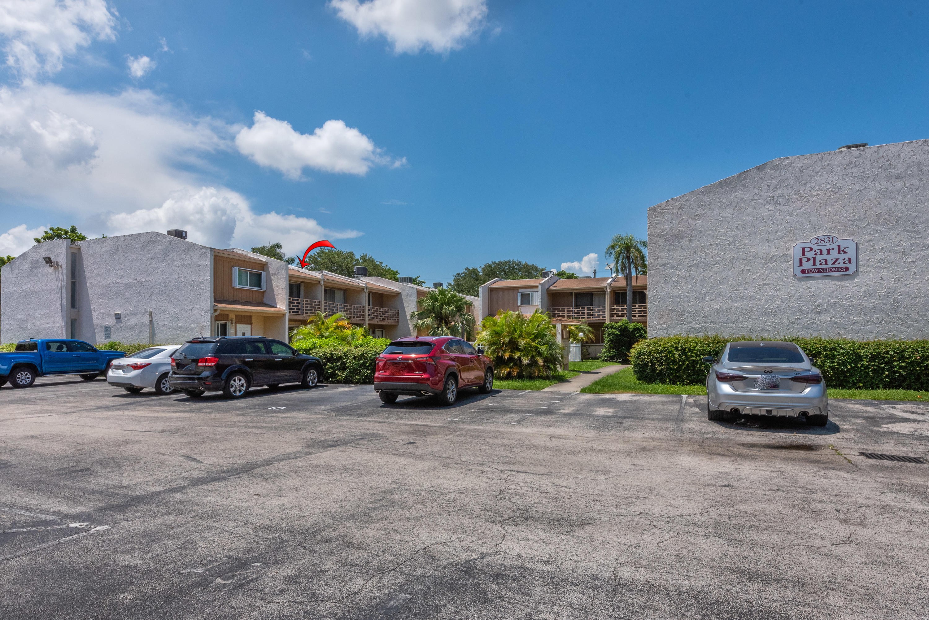 Home for sale in Park Plaza Townhouse Hollywood Florida