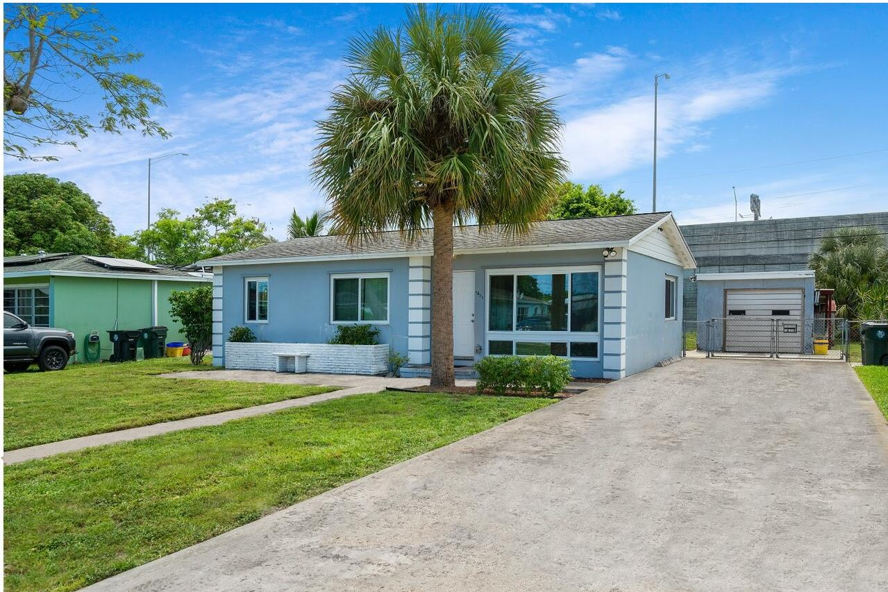 Home for sale in TROPICAL HEIGHTS Lake Worth Beach Florida
