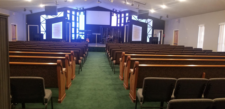 Entire Church
