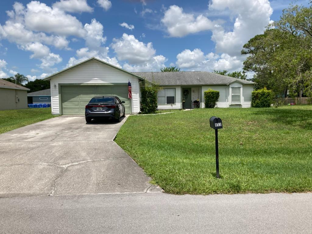 Home for sale in Spanish Lakes 1 Port Saint Lucie Florida