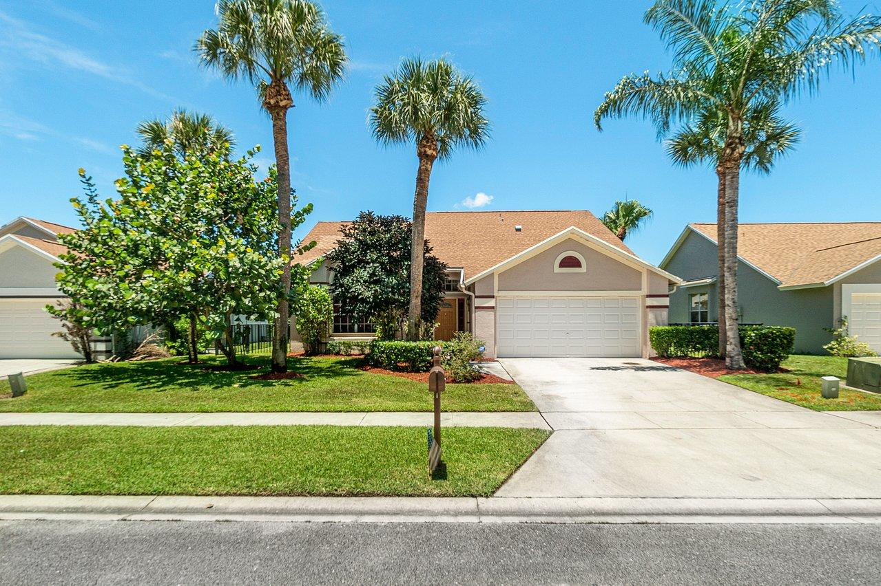 Home for sale in WOODS WALK 1 Lake Worth Florida