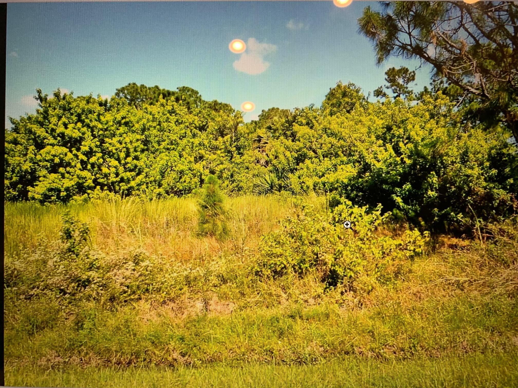 lot in Port-St-Lucie
