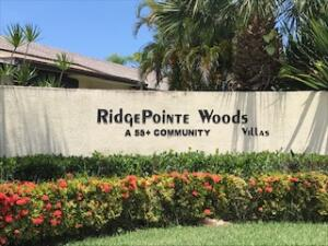 7 Ridgepointe C Drive, C, Boynton Beach, FL 33435