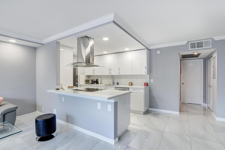 Living Room - Open Kitchen
