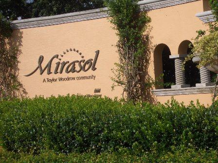 """UNIT IS RENTED FOR THE 2022 SEASON.... Golf membership included. FURNISHED. SEASONAL RENTAL WITH GOLF.  AMAZING CONDITION. The Country Club at Mirasol boasts 36 holes of magnificent, championship golf designed by legendary golf course architects, Arthur Hills and Tom Fazio. In addition, Mirasol holds the distinction of having hosted the PGA Tour's Honda Classic four times. THREE BED WITH HOME OFFICE AND A POOL OWNER DOES NOT SIGN CTL. The information provided herein including but not limited to prices, measurements, square footage's, lot sizes, calculations and statistics have been obtained and conveyed from third parties such as the applicable Multiple Listing Service, public records, owner, seller, as well as other sources. All information including that produced by the owner, Seller, Listing Company, or Listing are subject to errors, omissions or changes without notice and should be independently verified by any prospect for the purchase of the Property. The owner, Seller, Listing Company, and Listingly expressly disclaim any warranty or representation regarding all information. Any prospective purchasers' use of any information is acknowledgement of this disclaimer and that the prospective purchaser shall perform their own due diligence. Prospective purchasers shall not rely on the information contained herein when entering into a contract for sale and purchase. In the event any prospective purchaser defaults, no commission(s) will be paid on the Deposits retained by the seller. """"No Commissions shall be paid until Title Passes. No Commissions shall be paid unless all written offers, contracts, and addenda are delivered to Listing Company only. THIS APPLIES TO RENTALS AS WELL"""