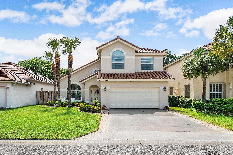 7645 Brunson Circle Lake Worth, FL 33467