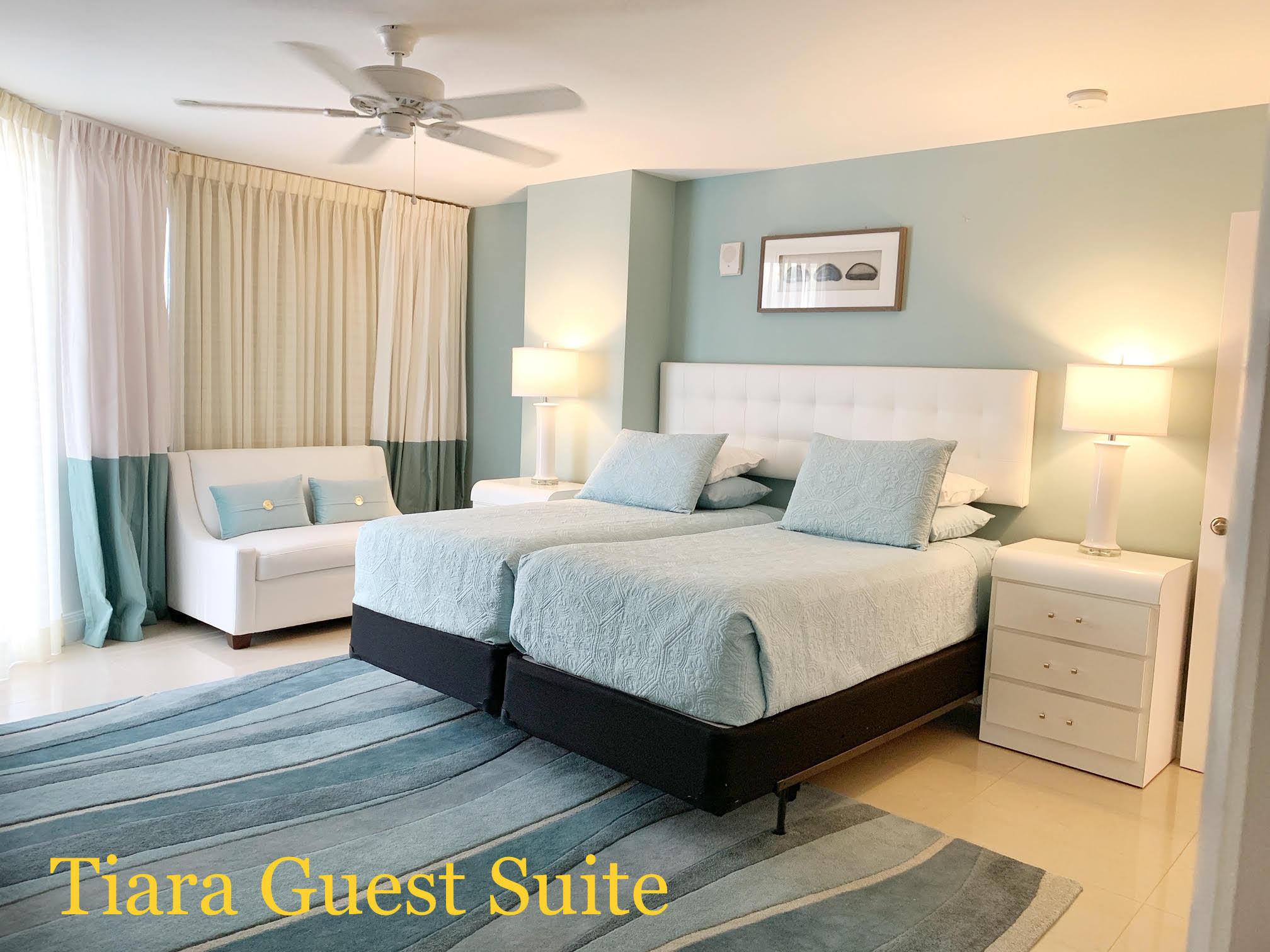 8 Tiara Guest Suite