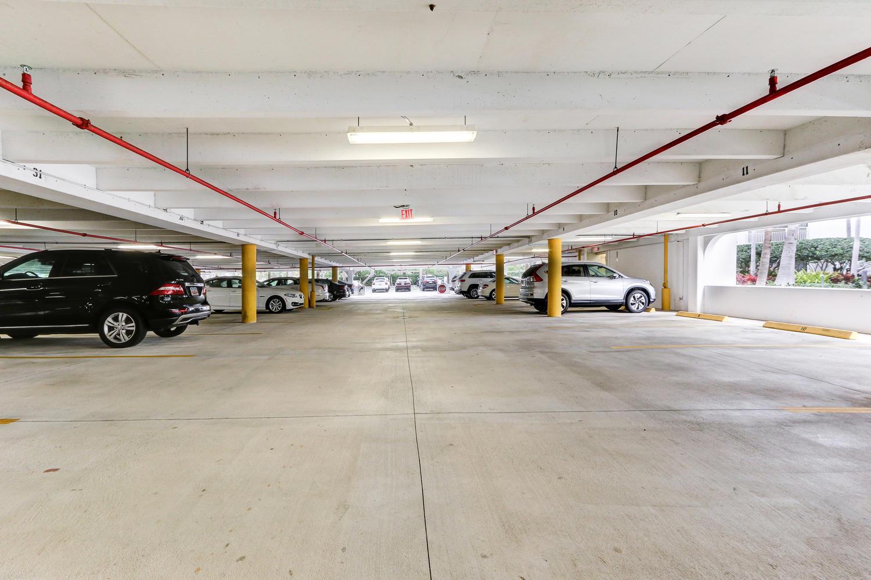 29 Parking Garage