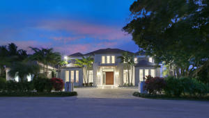 First time on the market this Contemporary Estate built in 2015 boast 8300 square feet under air with 5 bedrooms and 6.1 baths overlooking Manalapan's Riviera. Crisp clean lines, airy spans of glass, and an open floor-plan are signature elements of the South Florida design set off by fine finishes that complement the inviting coastal feel.