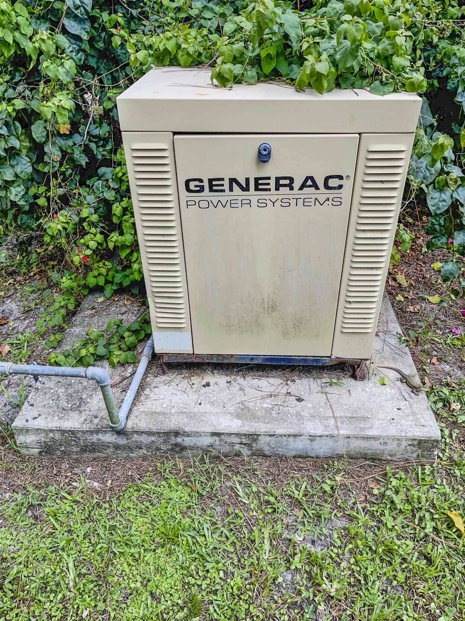 Guest House & Garage Generator