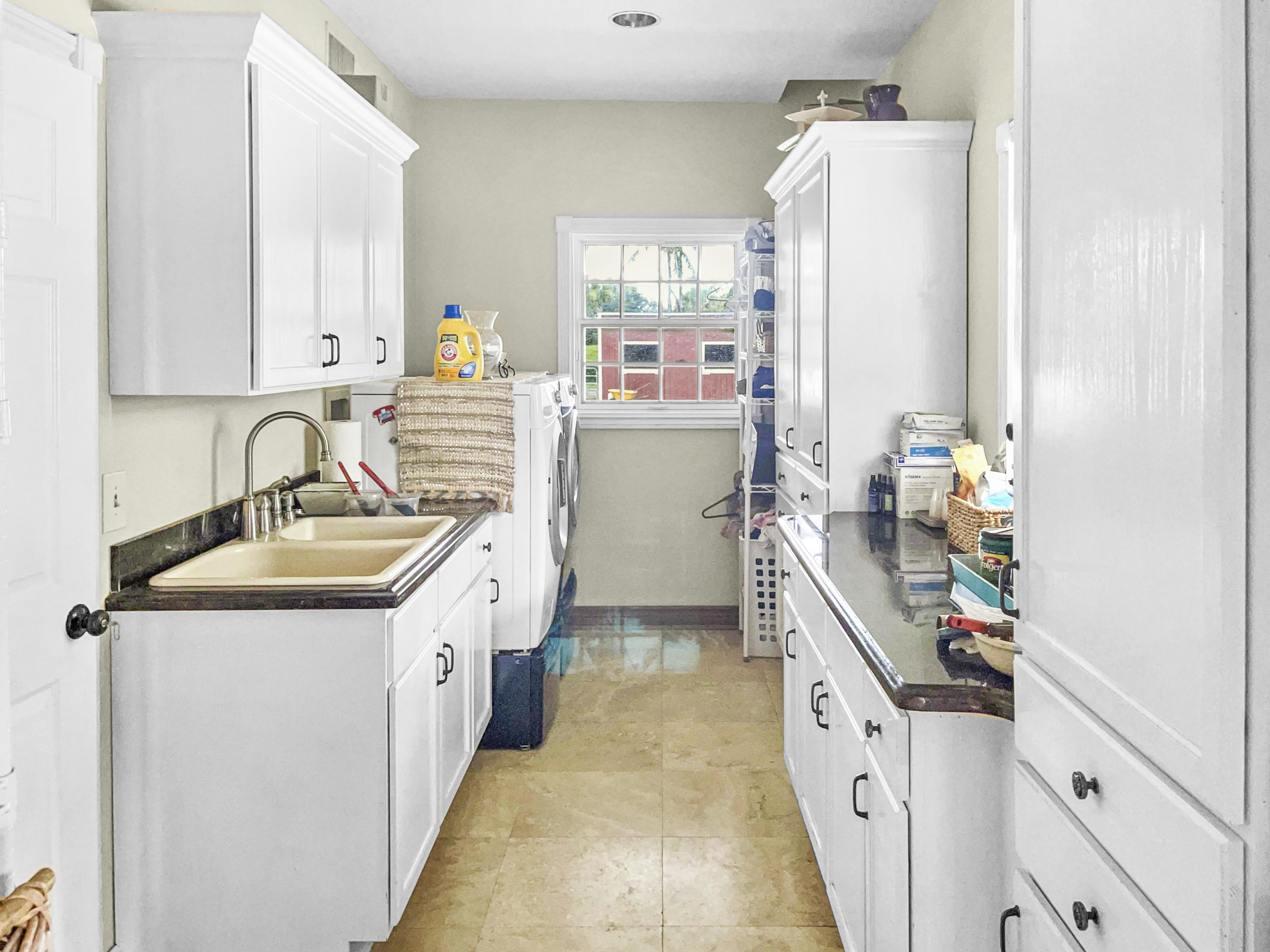Mud Room and Laundry Room