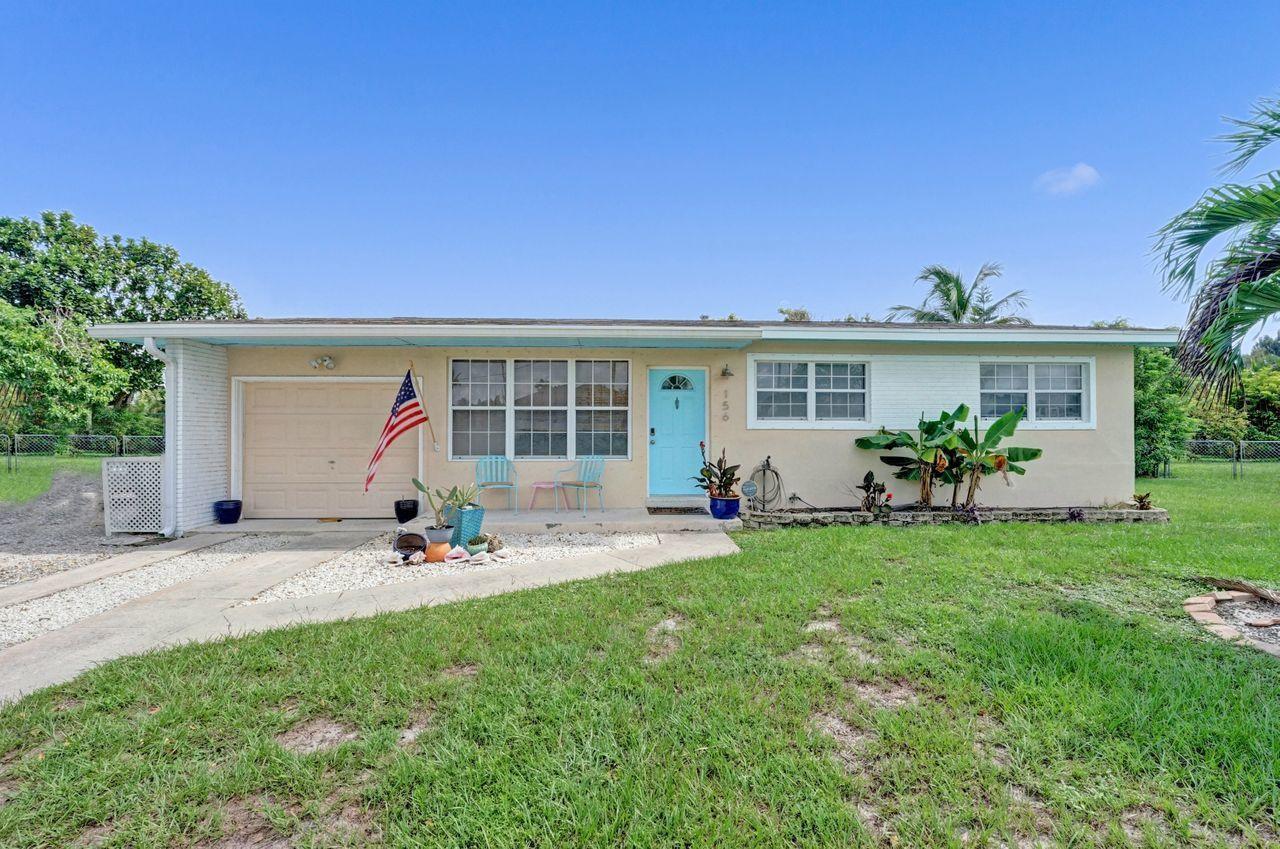 156 Granada Drive, Palm Springs, FL 33461