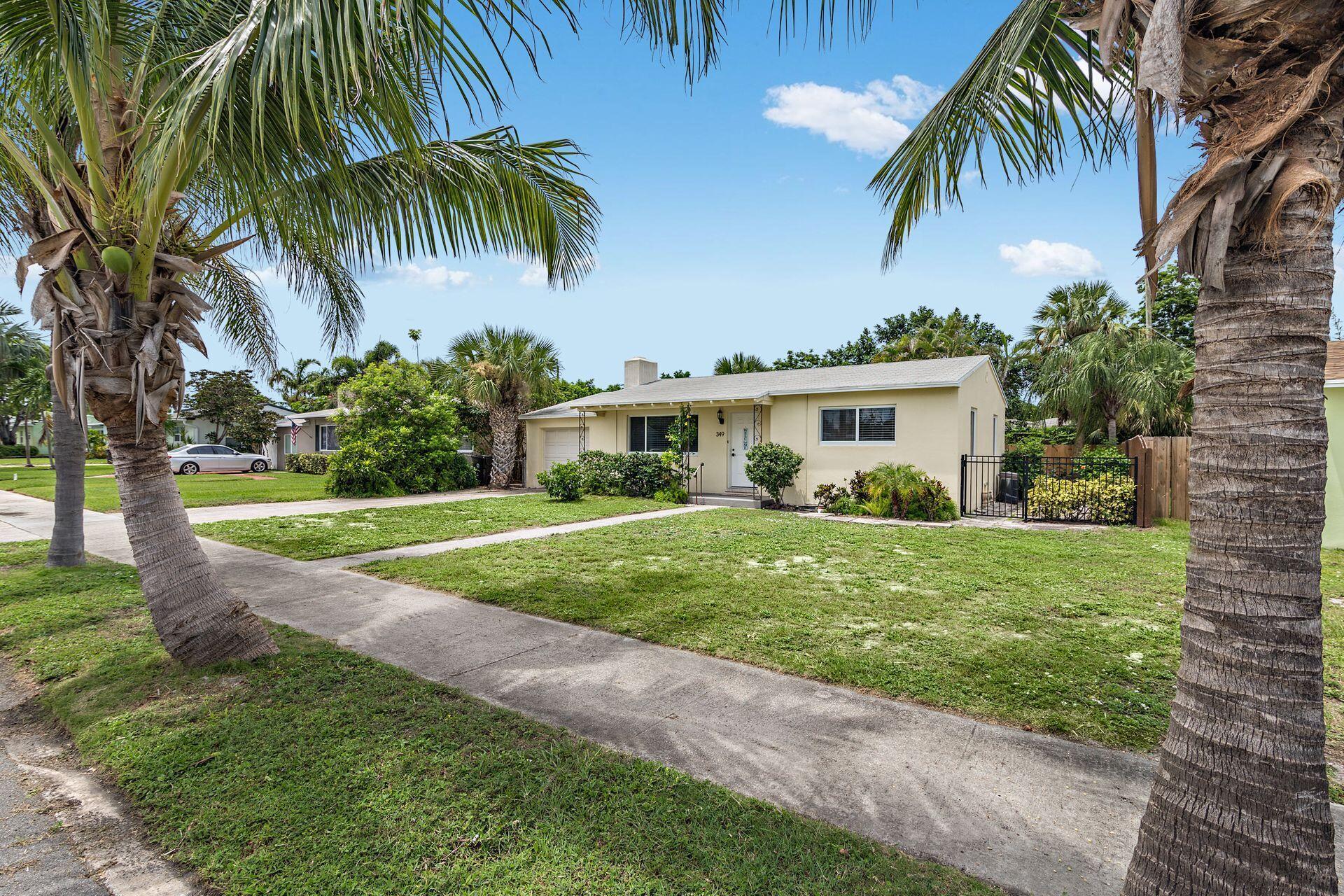 349 Laurie Road West Palm Beach, FL 33405