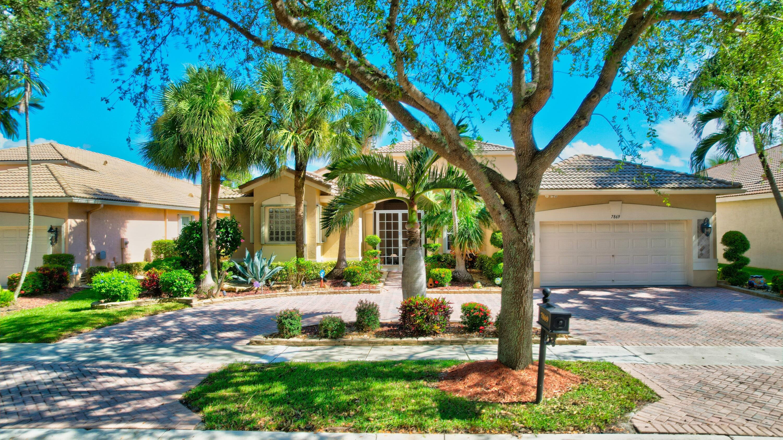 Photo of 7869 Rinehart Drive, Boynton Beach, FL 33437