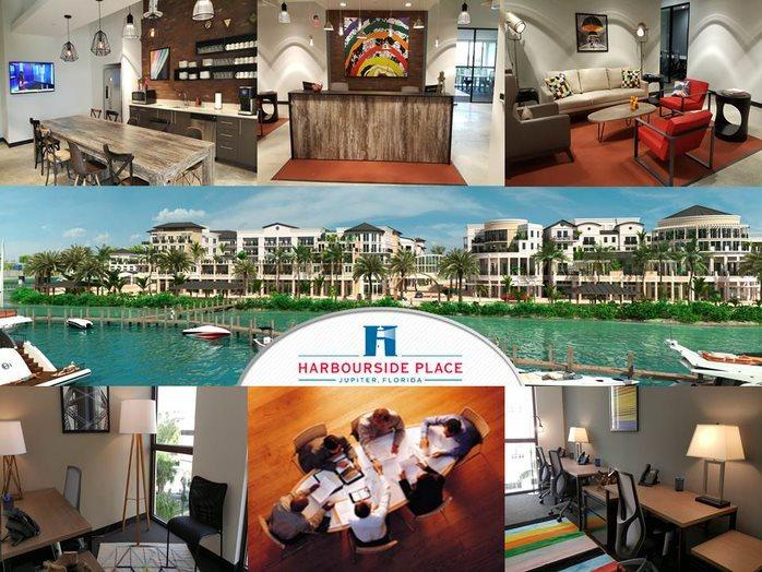 Jupiter Harbourside collage