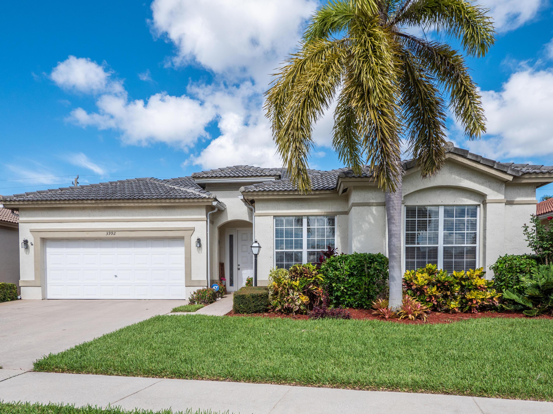 3992 Summer Chase Court Lake Worth, FL 33467