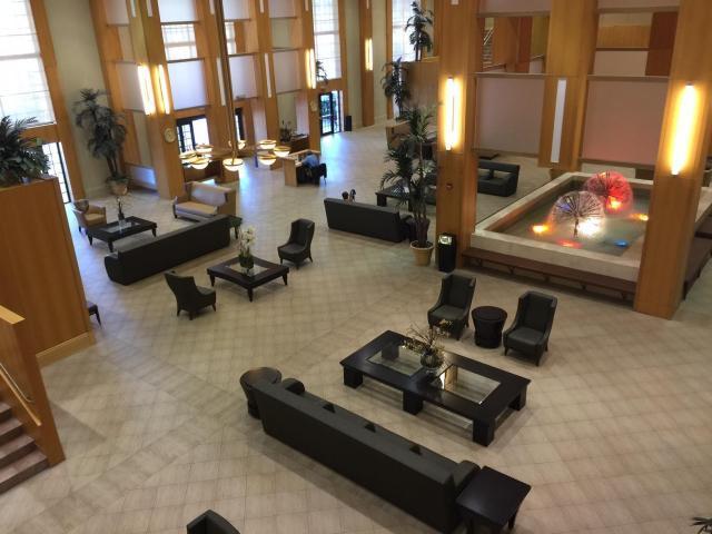 Century Village Clubhouse Lobby