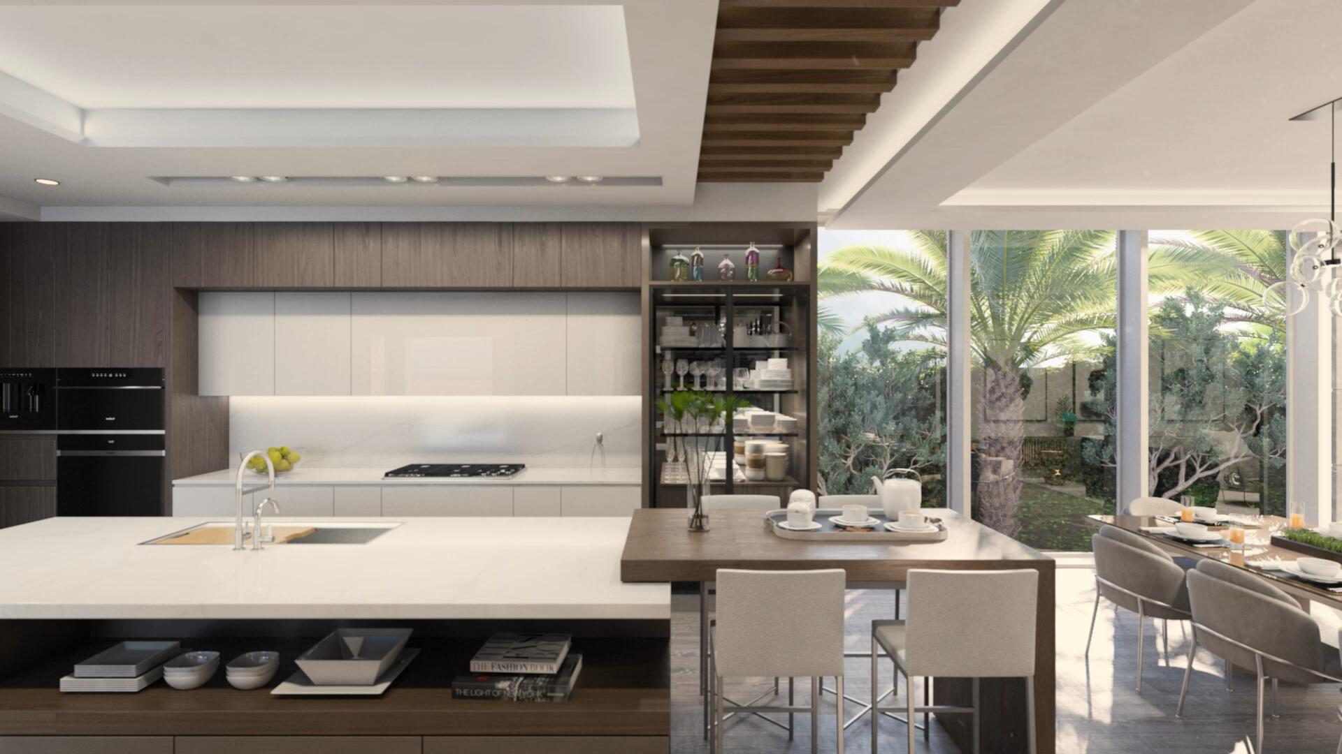 Calder - Kitchen