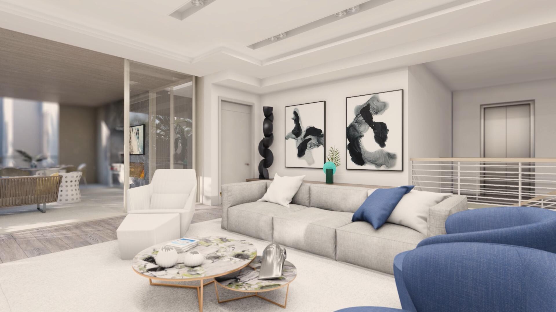 Calder - Living Room