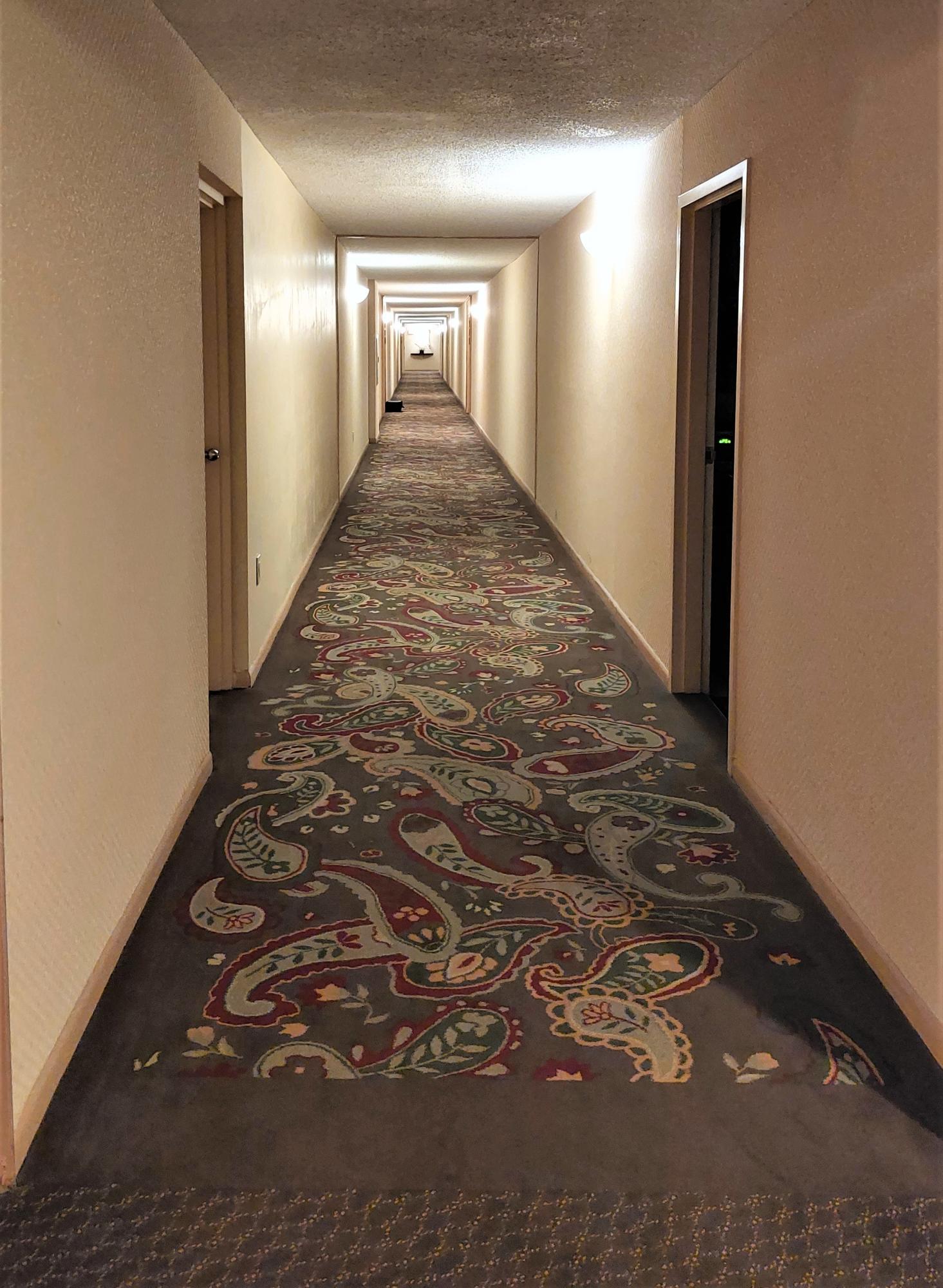 Internal Hallways