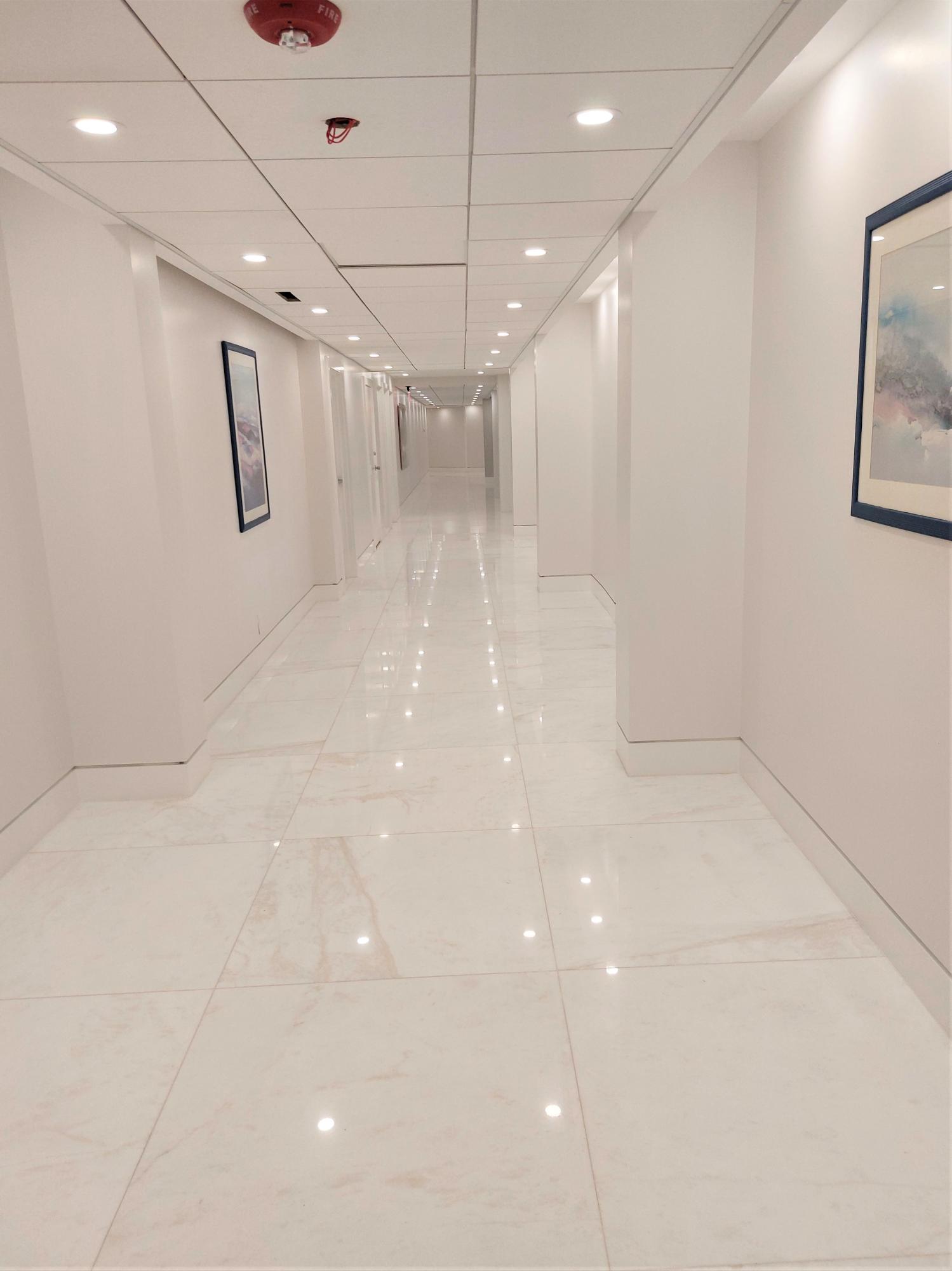 Lobby Hallways