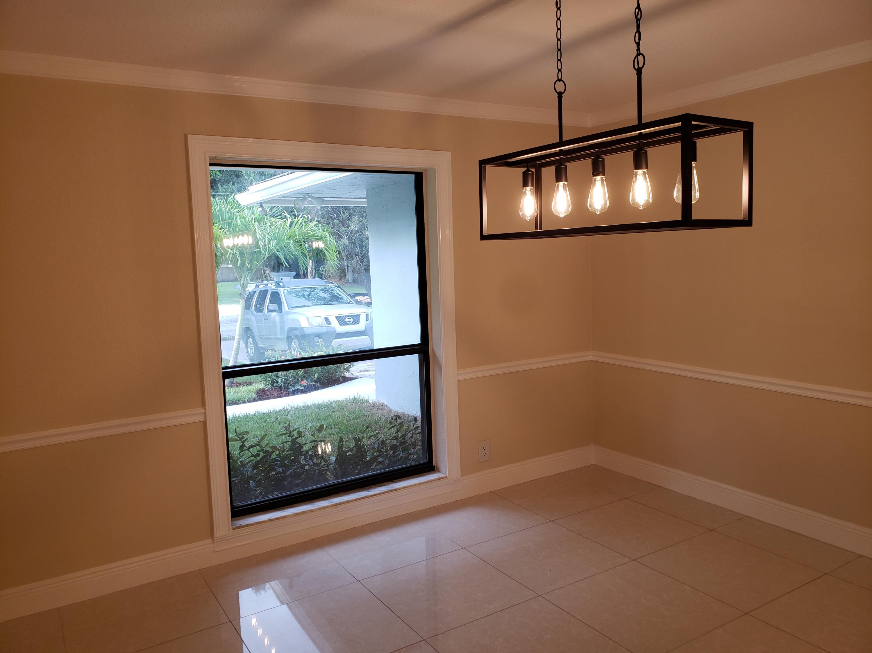 Dining Room-New Light Fixture