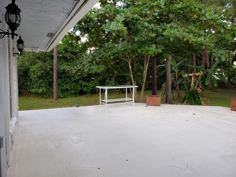 View Patio to Backyard