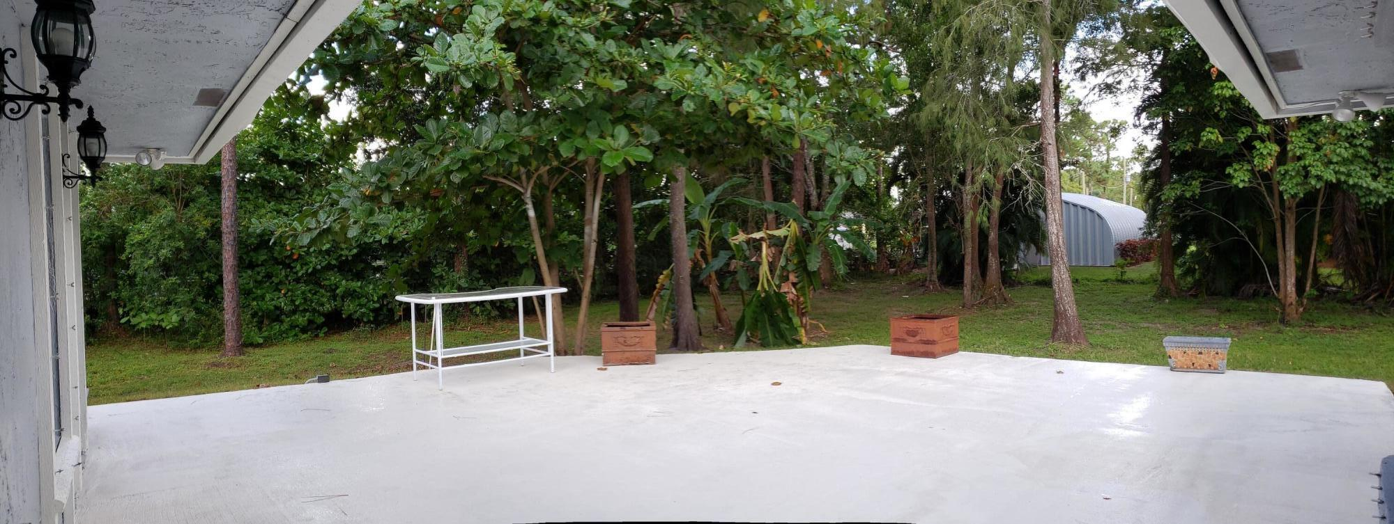 View of Yard-NO POND