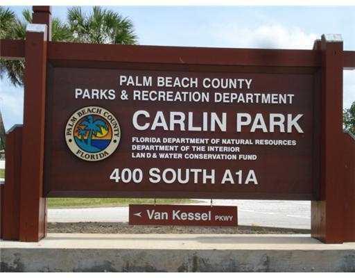 JB Carlin park