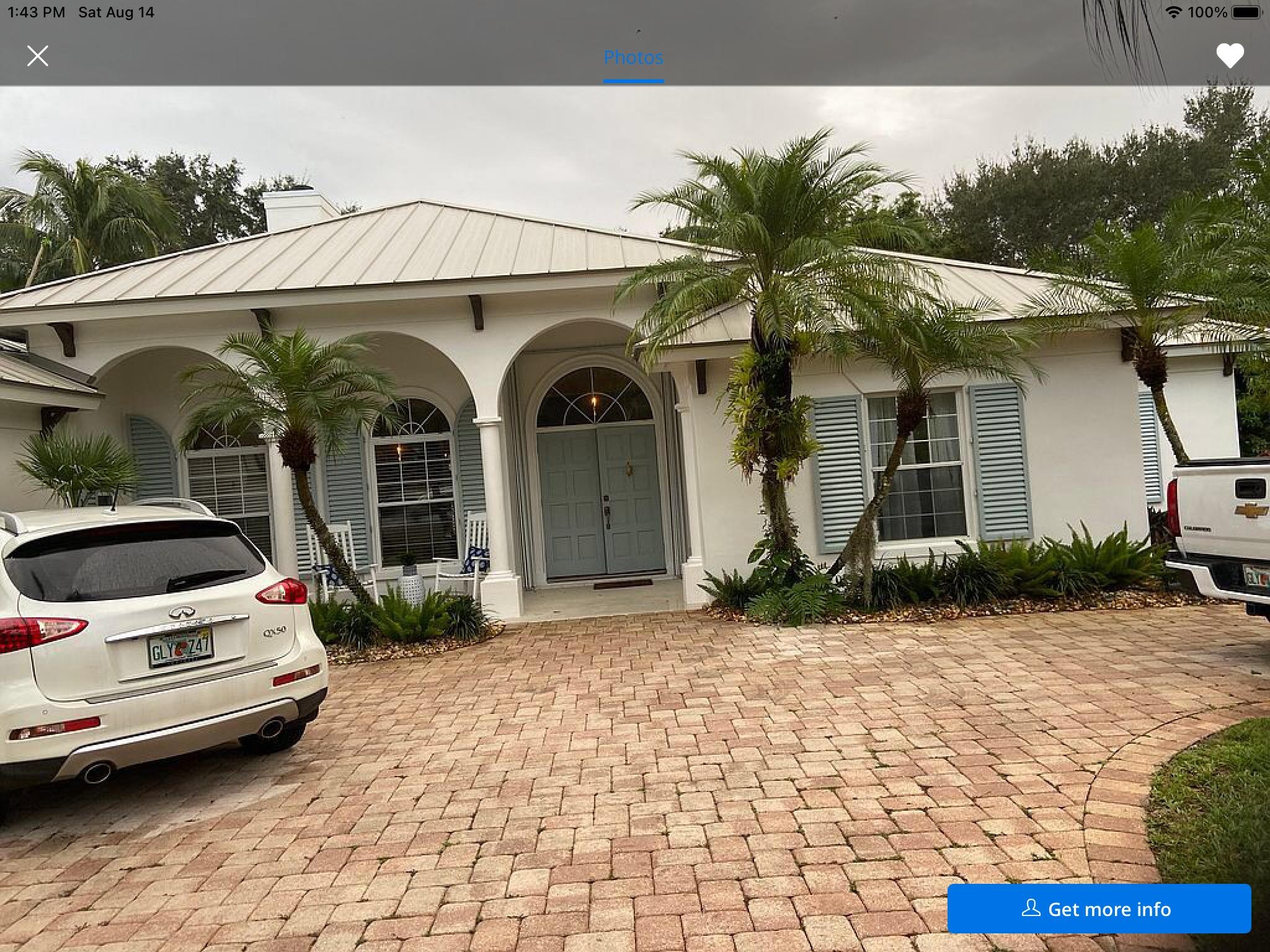 Home for sale in Coral Point Stuart Florida