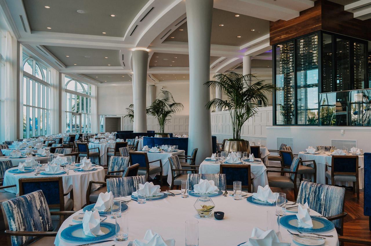 Club Restaurant 'Blue'