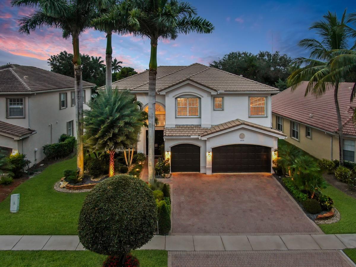 11073 Sunset Ridge Circle  Boynton Beach, FL 33473