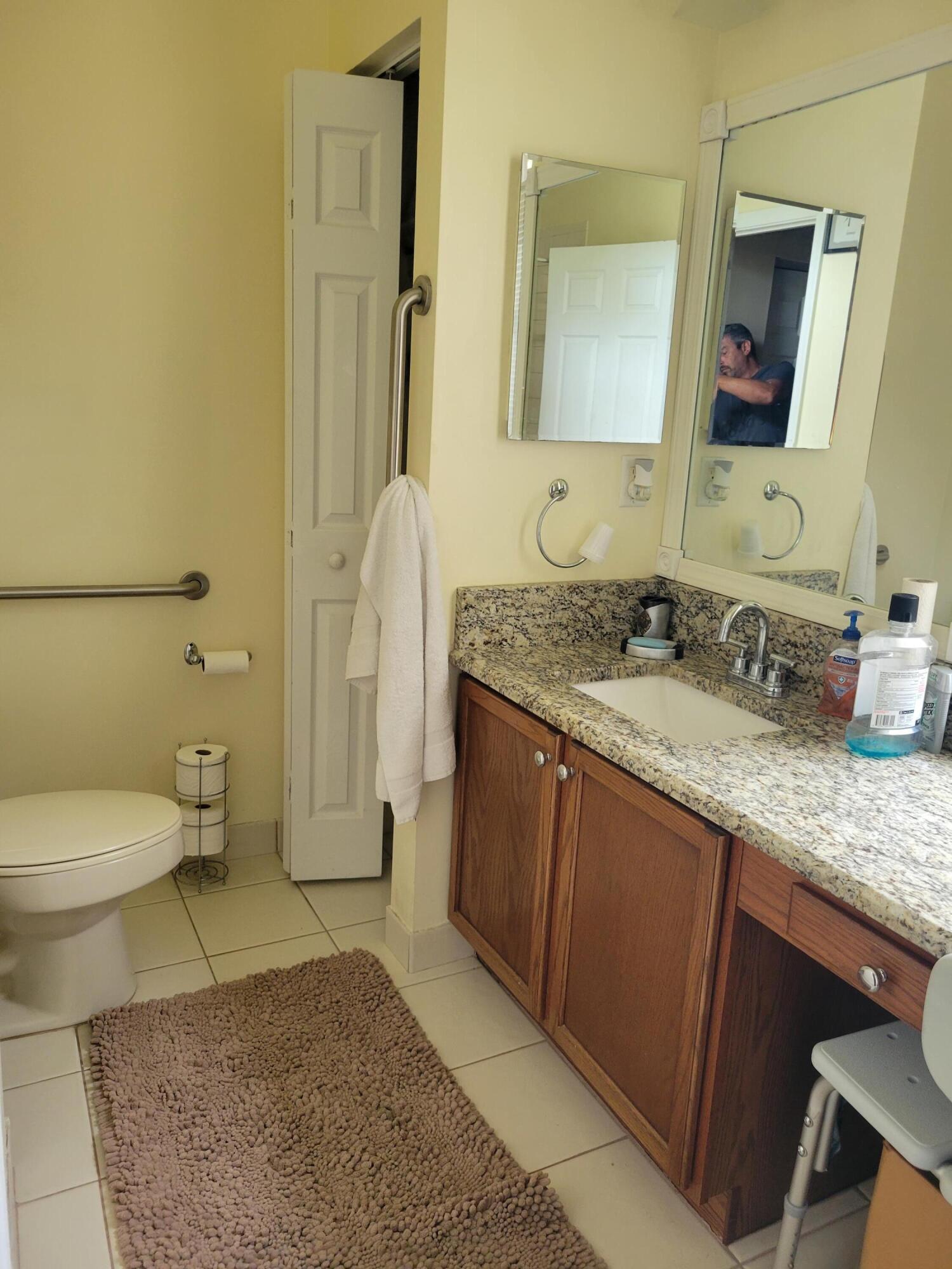 In Law Suite Bathroom