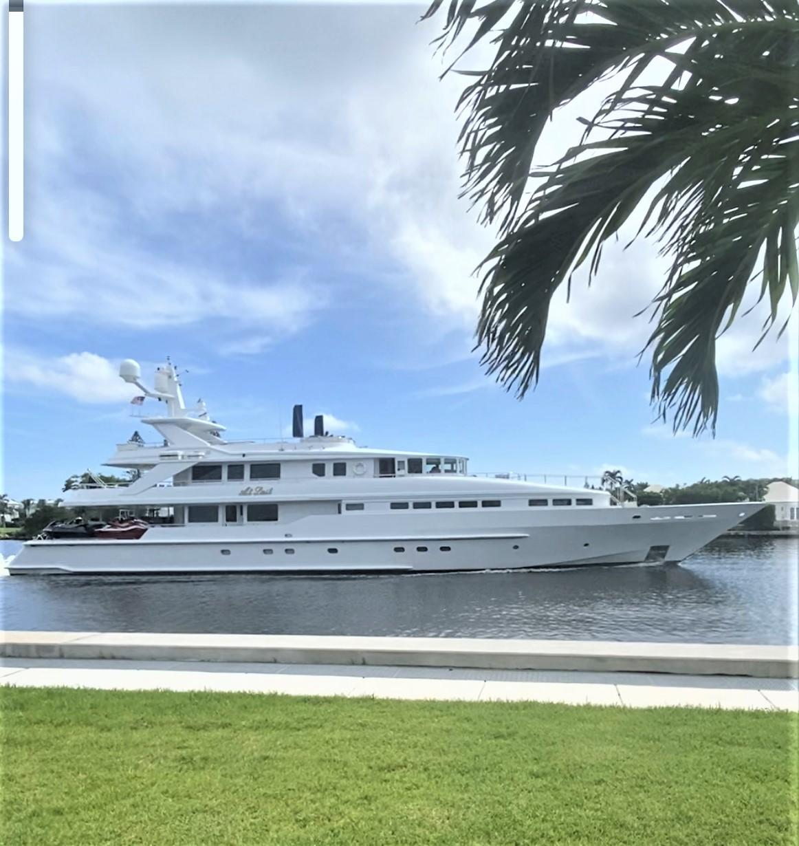 Relax & Watch The Yachts Go By