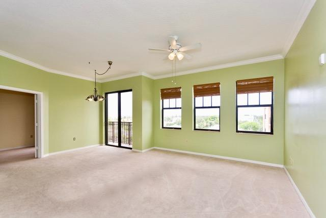 Living Dining and View-old flooring