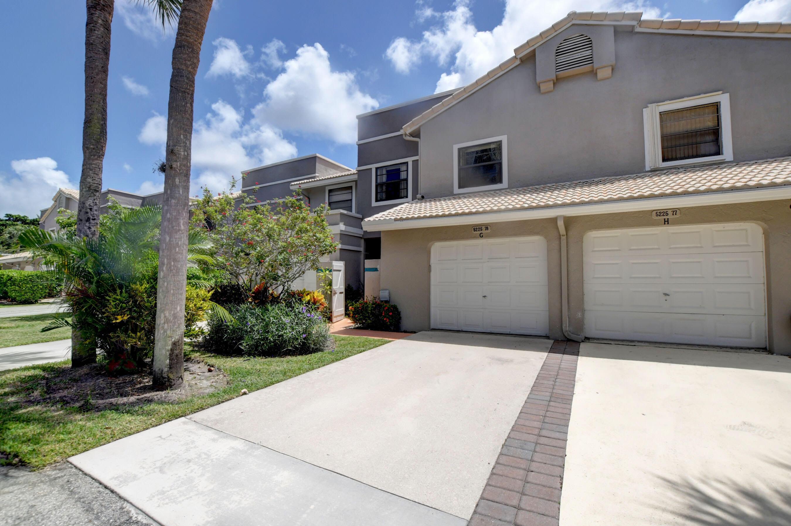 5225  Monterey Circle G For Sale 10739447, FL